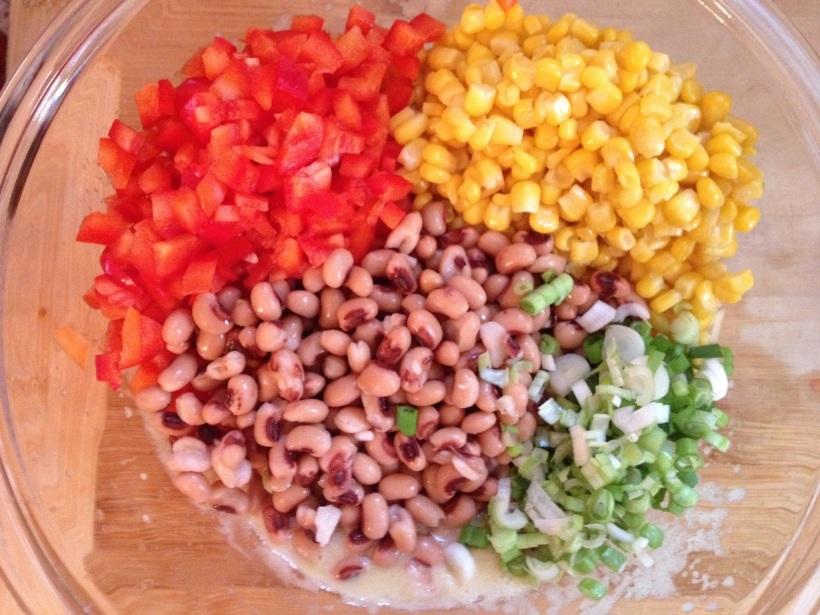salad fixins
